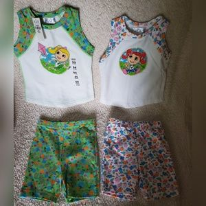 Children's Place Tank Top and Bottoms Set